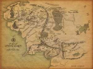 J. R. R. Tolkien's Middle Earth